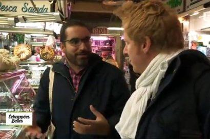 Aborígens on Echapées Belles TV show from France