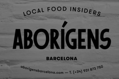 Aborígens new logo and branding 2016 by toormix