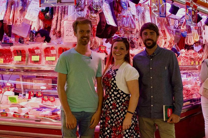 RTE Irlend TV show featuring Aborígens Barcelona and Catalan cuisine