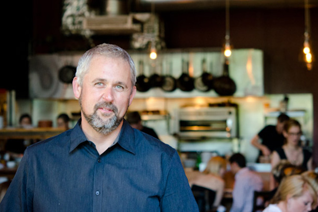 John Gorham, chef at Toro Bravo in Portland