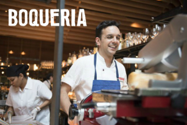 Boqueria NYC chef Marc Vidal